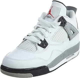 NIKE air Jordan 4 Retro OG BG hi top Trainers 836016 Sneakers Shoes