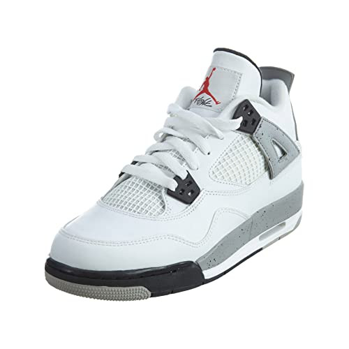 a824d9e25ec NIKE air Jordan 4 Retro OG BG hi top Trainers 836016 Sneakers Shoes