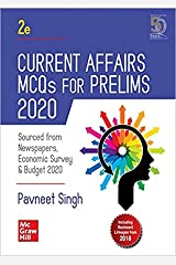 Current Affairs MCQs for Prelims 2020 | Second Edition Kindle Edition