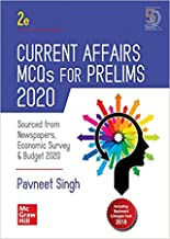 Current Affairs MCQs for Prelims 2020 | Second Edition