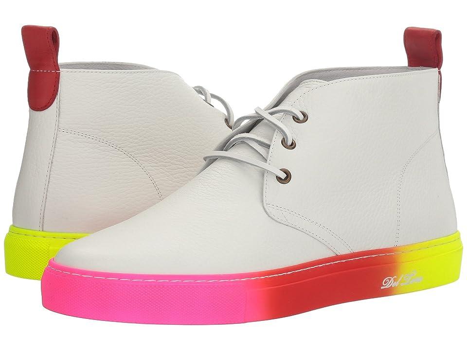 Del Toro High Top Chukka Sneaker (White) Men