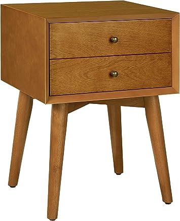 Crosley Furniture CF9401-AC Landon Night Stand Acorn