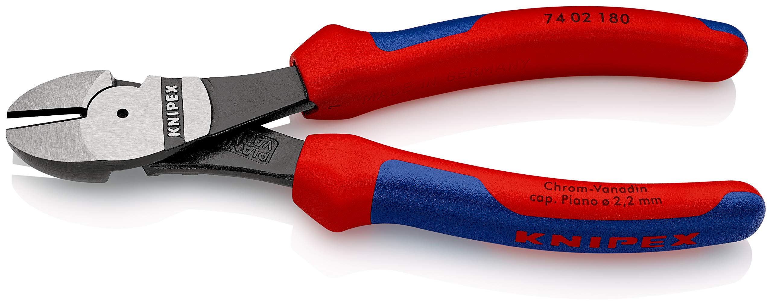 Non Concern/é Knipex 6801180SB Pince coupante devant 180mm