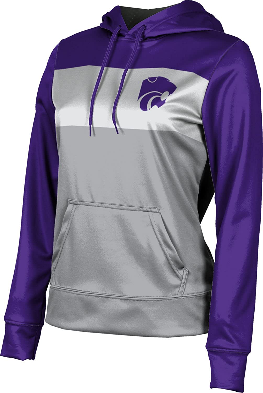 Kansas State University Girls' Pullover Hoodie, School Spirit Sweatshirt (Prime)