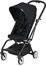 CYBEX Eezy S Twist Stroller, Lava-Stone Black