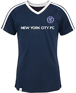 MLS Girls 7-16 Short Sleeve Club Top
