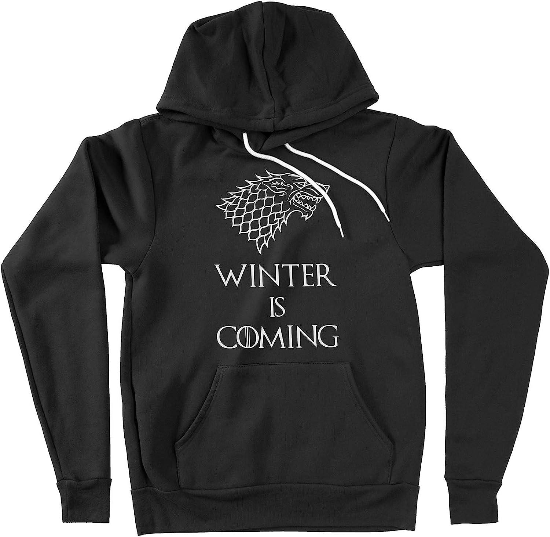 House Stark Sweatshirt Winterfell Game of Thrones Khaleesi GoT Gift Winter