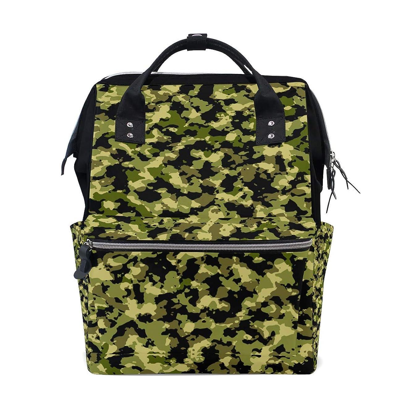 Military Multicam Pattern School Backpack Large Capacity Mummy Bags Laptop Handbag Casual Travel Rucksack Satchel For Women Men Adult Teen Children