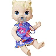 Baby Alive Baby Lil Sounds: Interactive Baby Doll for Girls & Boys Ages 3 & Up, Makes 10 Sound...