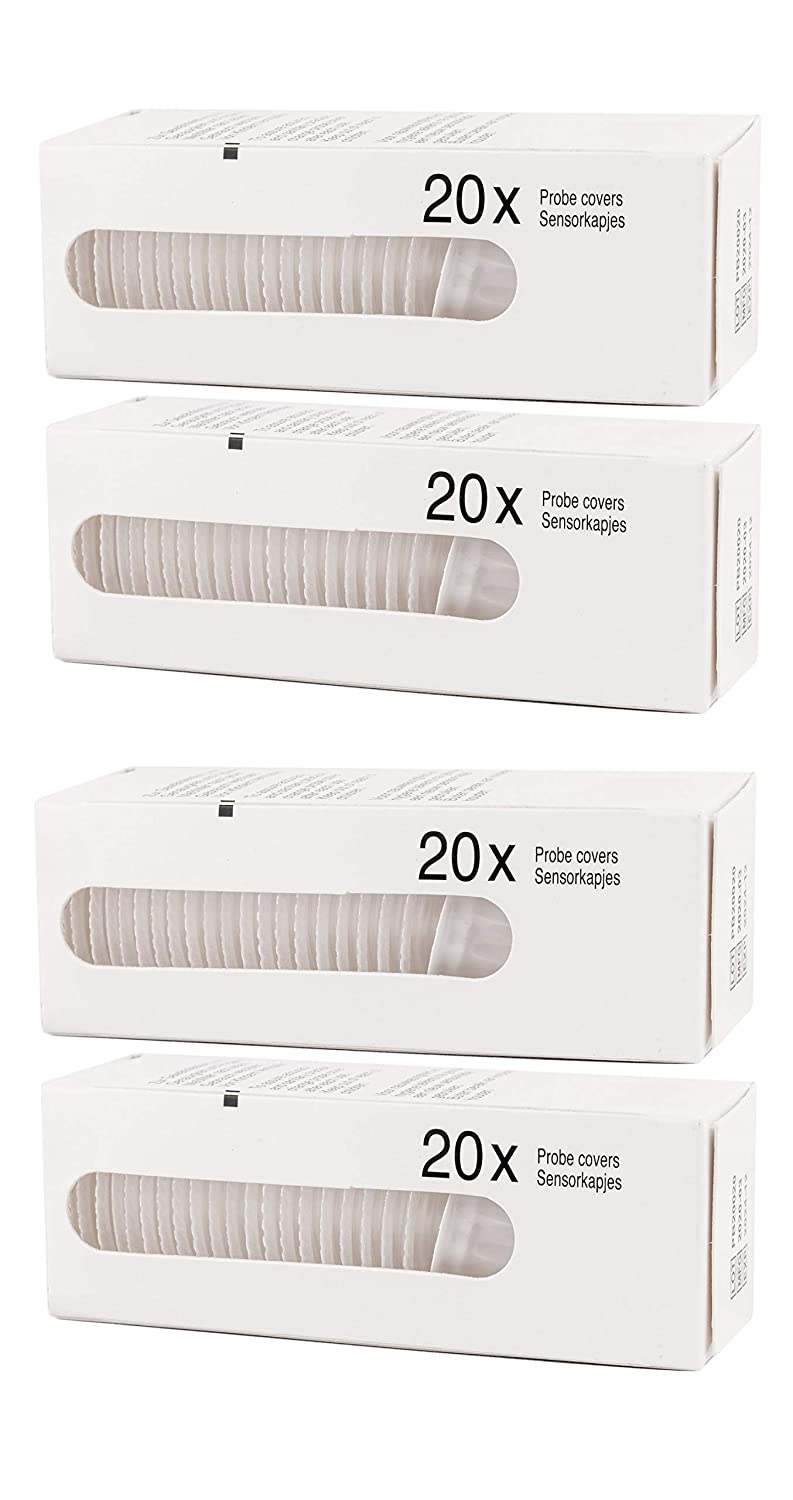 80 x Probe Covers Refill Caps Sale ThermoS Lens All Filters Braun for Rare