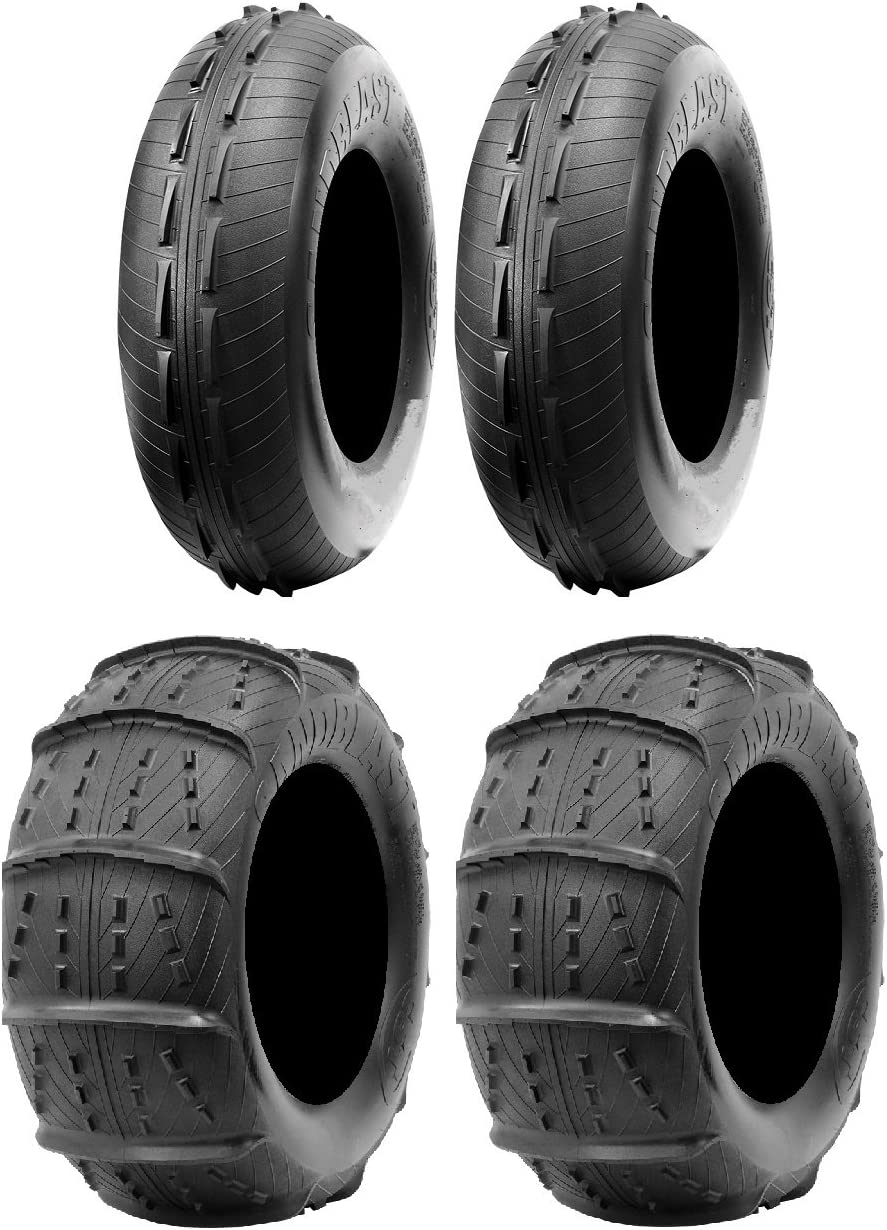 Full set of CST SandBlast 2ply ATV Super sale period limited Tires 28x12-14 28x10-14 Choice and