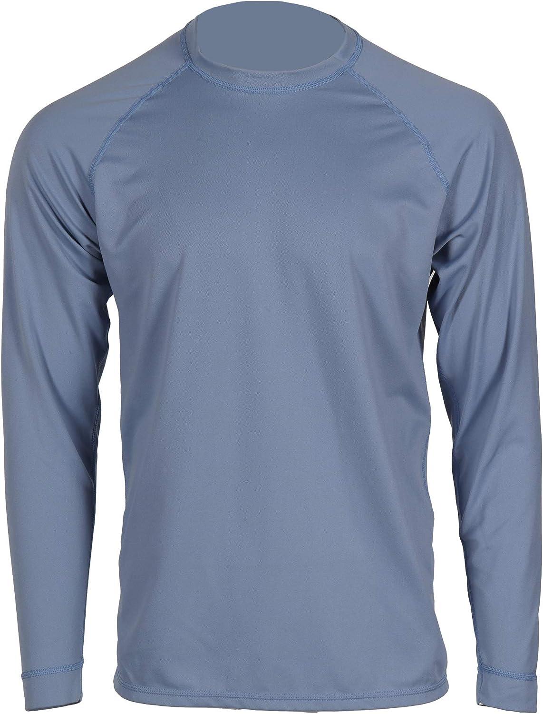 Alternative dealer KoreDry Victory Men's Long Sleeve T-Shirt Water-Re Raglan It is very popular –