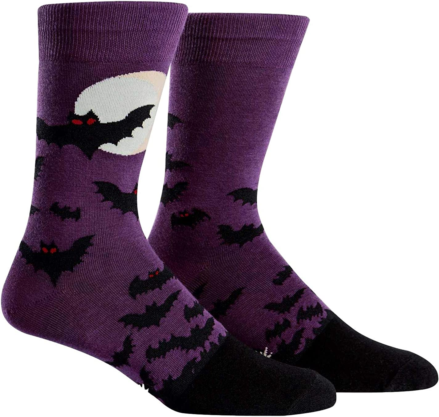 Sock It To Me Halloween Crew Socks Animer and price revision Men's Houston Mall