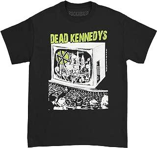 Dead Kennedys Men's 2016 Invasion T-Shirt Black