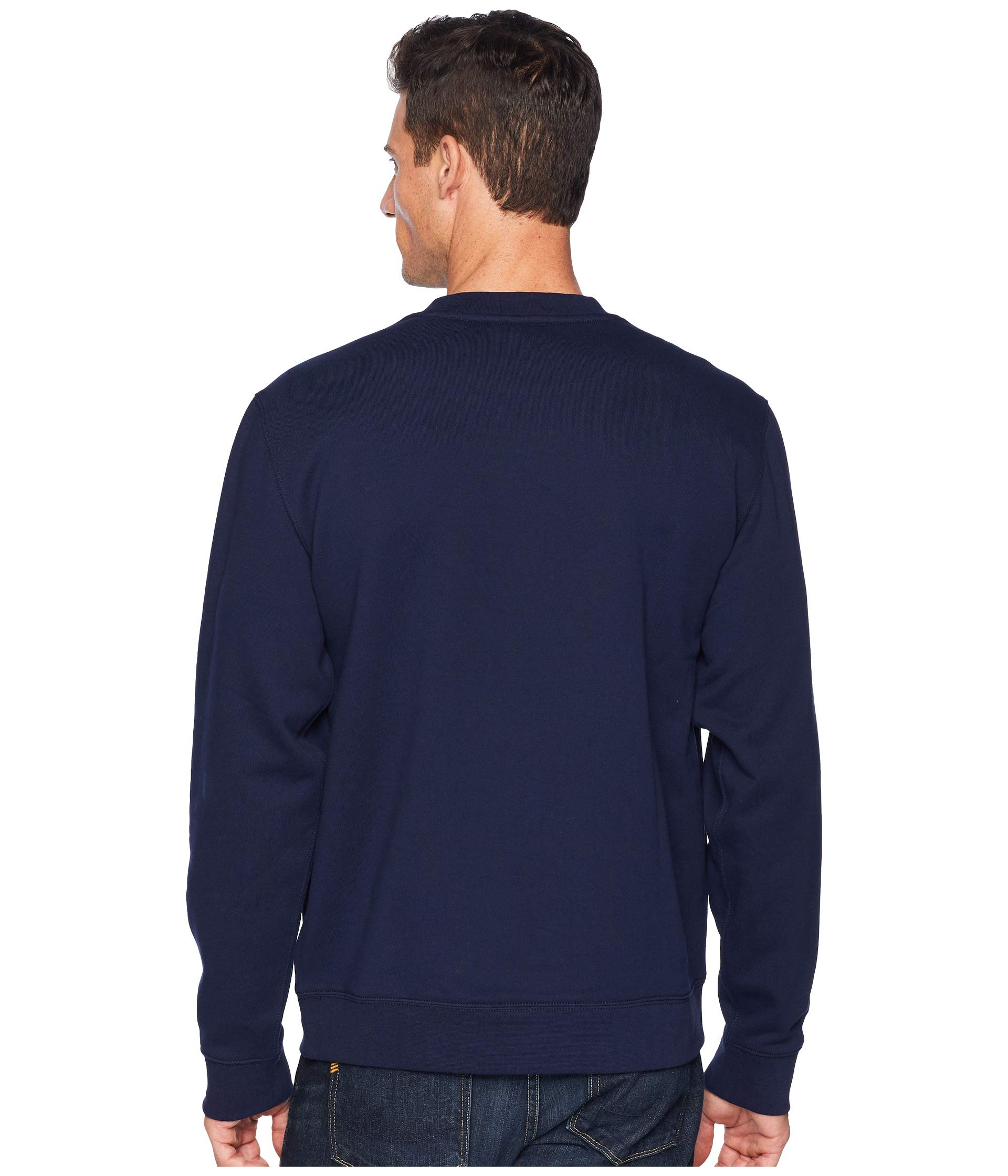 Lacoste Long Sleeve Block
