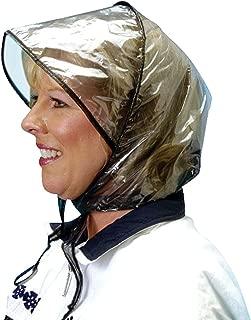 Miles Kimball Rain Bonnet