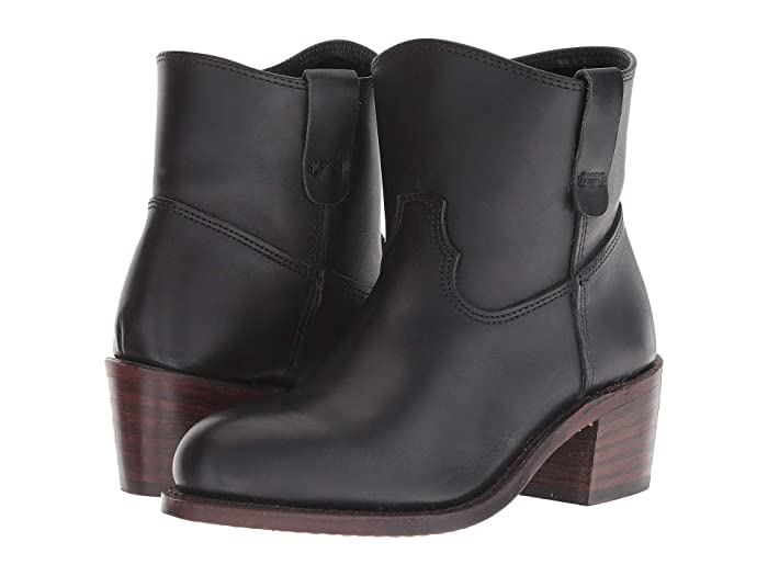 Red Wing Heritage  Inez (Black Boundary) Womens Dress Lace-up Boots