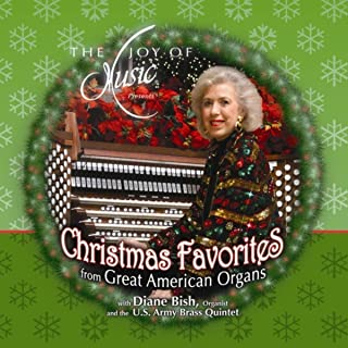 Christmas Favorites from Great American Organs
