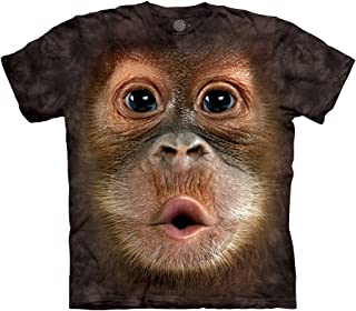 Men's Big Face Baby Orangutan