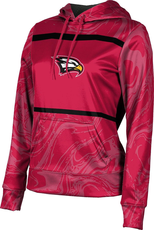 ProSphere Polk State College University Girls' Pullover Hoodie, School Spirit Sweatshirt (Ripple)