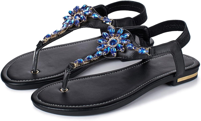 Women's Fashion Beautiful Flat Sandals