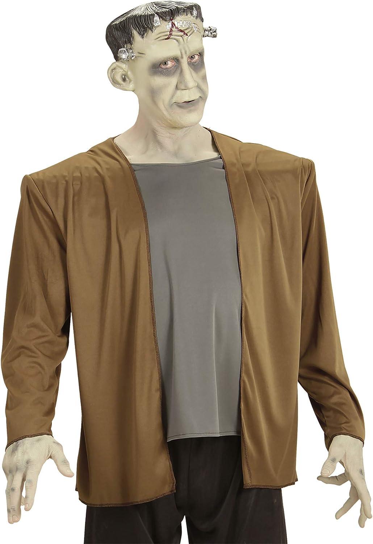 Generique - Widmann - Disfraz de monstruo para adultos
