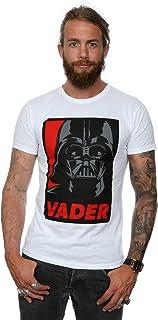 Star Wars hombre Darth Vader Poster Camiseta
