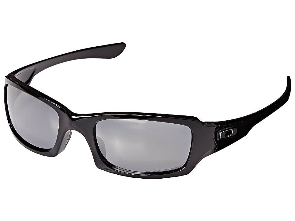 Oakley Fives Squared (Black) Sport Sunglasses
