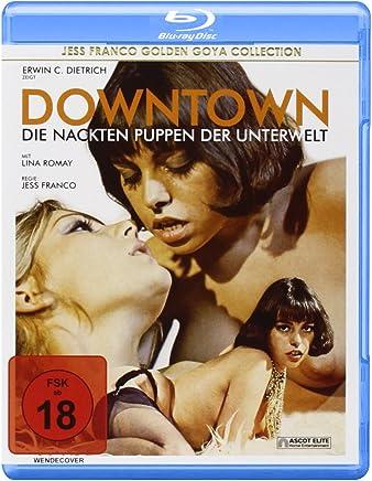 Downtown-die Nackten Puppen der Unterwelt-Goya [Blu-ray] [Import allemand]
