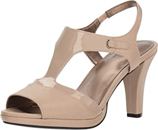 Best taupe strappy heels Reviews