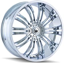 Mazzi Swank 363 Wheel with Chrome Finish (22x9.5