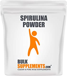 BulkSupplements Spirulina Powder (1 Kilogram)