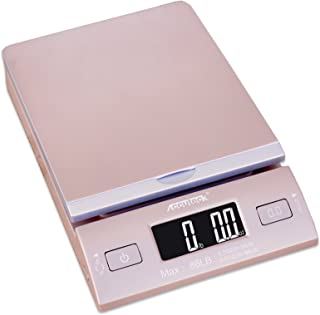 Accuteck DreamGold 86 Lbs Digital Postal Scale Shipping Scale Postage with USB&AC..