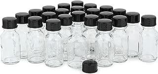 15ml clear glass bottles