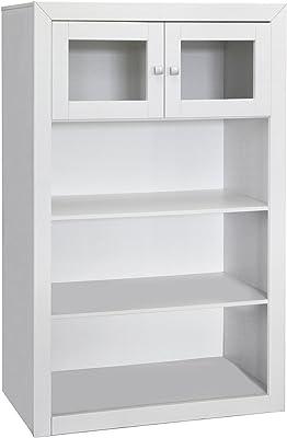 Dogar Kynus Modulo, Pino, Blanco, 151,5x100x37 cm