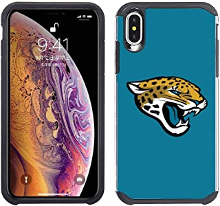 Prime Brands Group Cell Phone Case for Apple iPhone XS Max - Jacksonville Jaguars