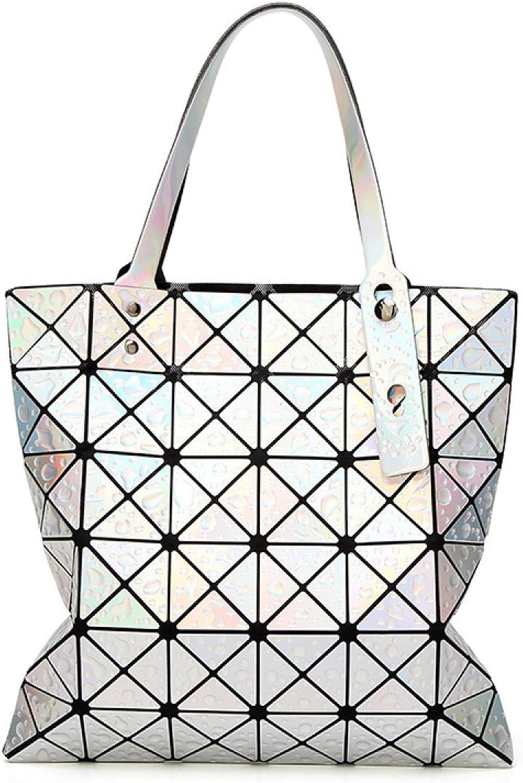 Ms. 6 6 6 Raster Wassertröpfchen Die Geometrie Rhombisch Paket Koreanische Version Mode Umhängetasche Diagonales Kreuz Handtasche B07843LMBX  Nutzen Sie Materialien voll aus 0ff69a