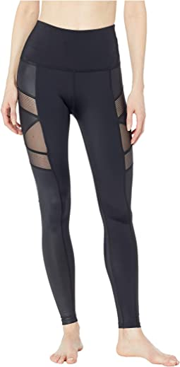 Free and Clear High-Waisted Long Leggings
