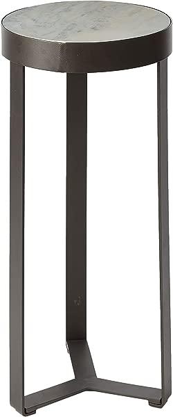 Silverwood CPFT1301D Side Table Gunmetal