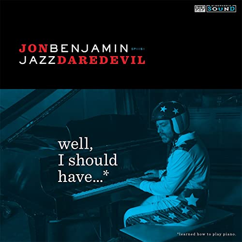 I Can't Play Piano, Pt  4 (Trill Baby Trill) by Jon Benjamin
