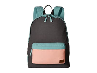 Roxy Sugar Baby Canvas 16L Small Backpack (Turbulence) Backpack Bags