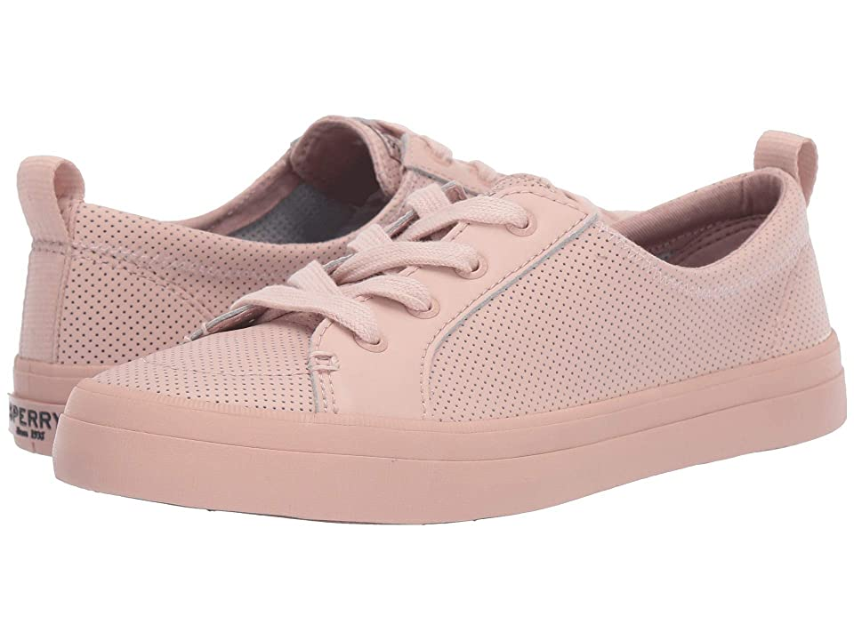 Sperry Crest Vibe Mini Perf (Rose Dust) Women