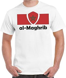 Copa del Mundo 2018 Camiseta Hombres Copa del Mundo Fútbol Bandera Todos los países participantes Talla S - 5XL De Gran tamaño