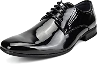 04124b24010 Bruno Marc Gordon-03 Zapatos de Cordones Oxfords para Hombre