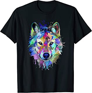 Best wolf shirt womens Reviews