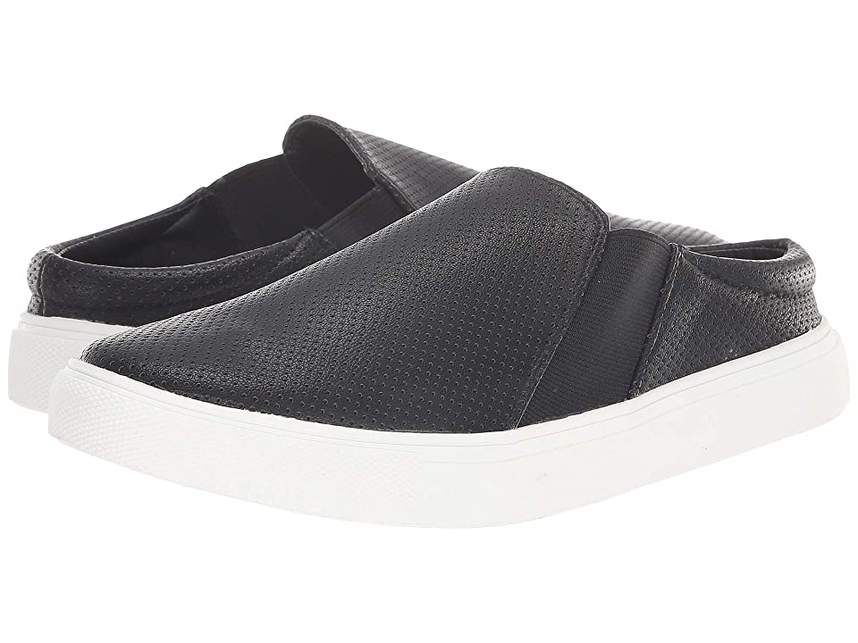 JANE AND THE SHOE Lenny (Black Perf PU) Women