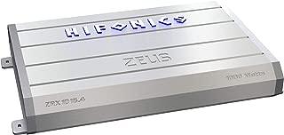 Hifonics ZRX2016.4 Zeus Car Audio Amplifier, 4-Channel 2000-Watt