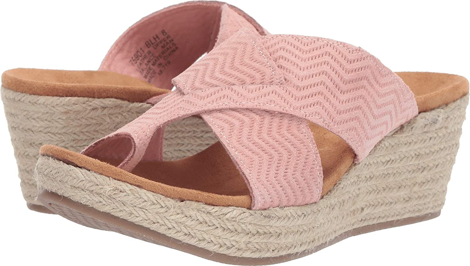 Minnetonka Becka Suede Max 60% OFF Blush Complete Free Shipping
