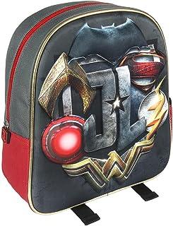 Mochila Infantil 3D Justice League