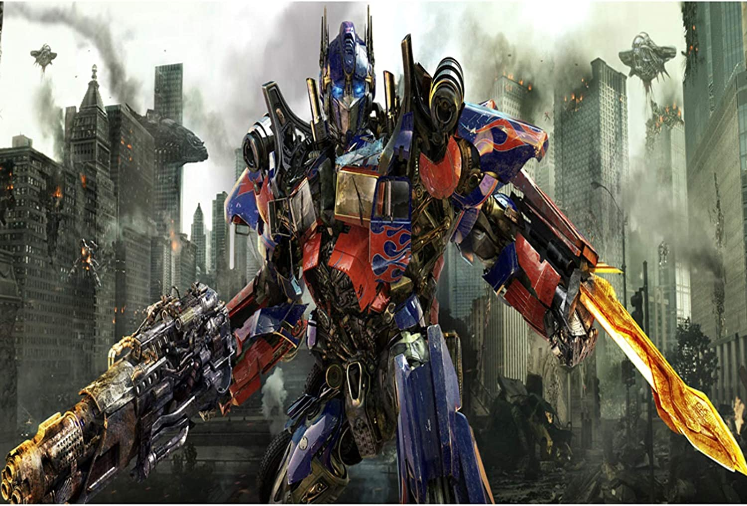 CHENZA Wooden Jigsaw Puzzles Transformers 12 1500 Max 85% OFF 200 Cheap super special price 500 1000